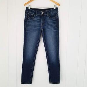 KanCan Lightly Distressed Skinny Jean | W11/29